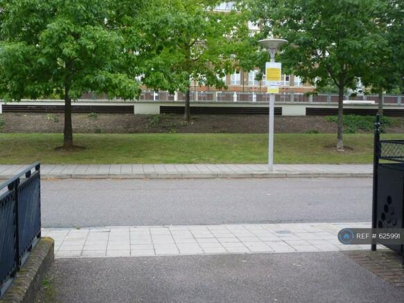 View From Front Door Towards Park
