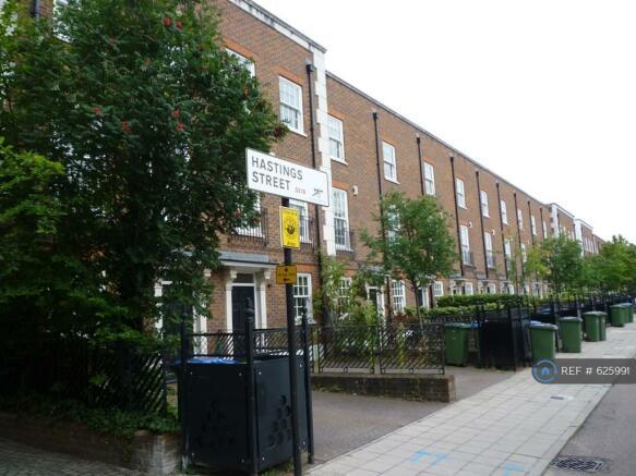 Hastings Street Terrace Houses