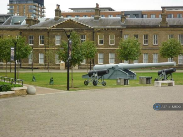 One Of 18 Listed Buildings In Royal Arsenal