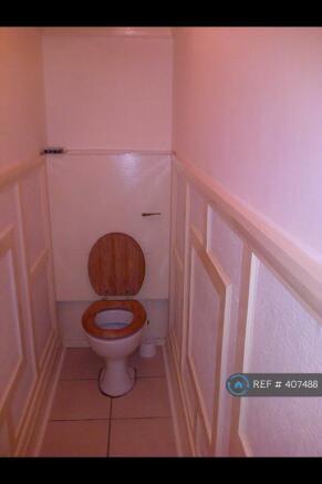 Second Floor Toilet