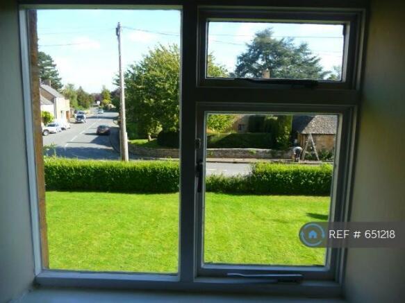 Front Bedroom View
