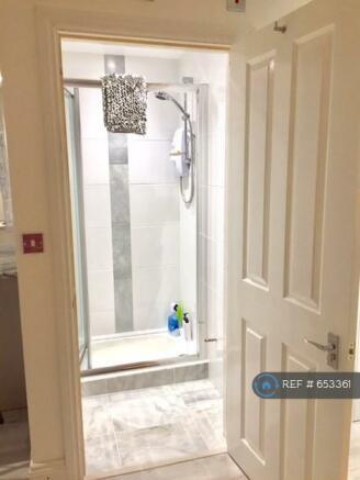 Marble Shower Room