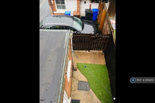 Off Street Parking, Small Yard Area, Outhouse