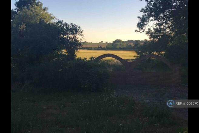 Stour Valley a June Evening