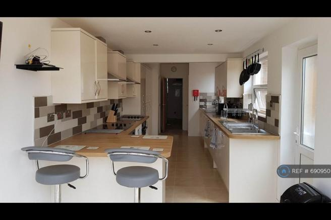 Relax In The Fully Equipped Brand New Kitchen