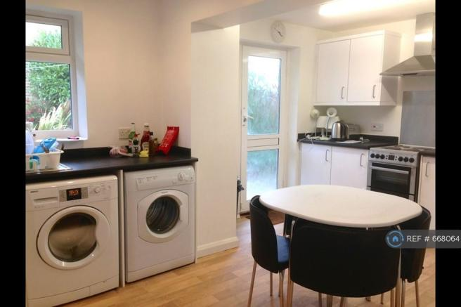 Separate Tumble Dryer And Washing Machine