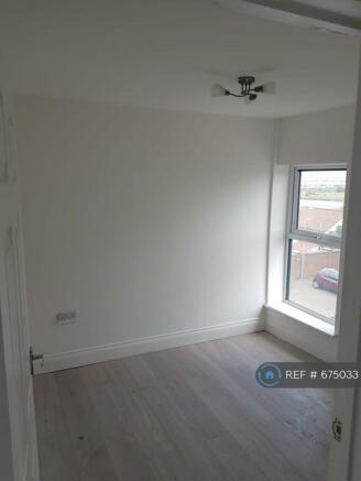 Bedroom- Flat 2