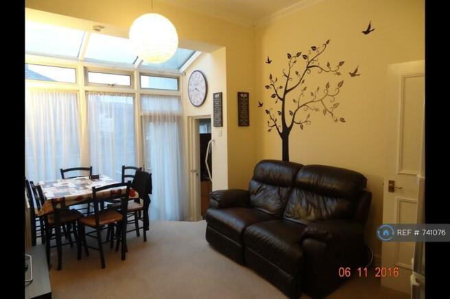Open Plan Living Room - View 1