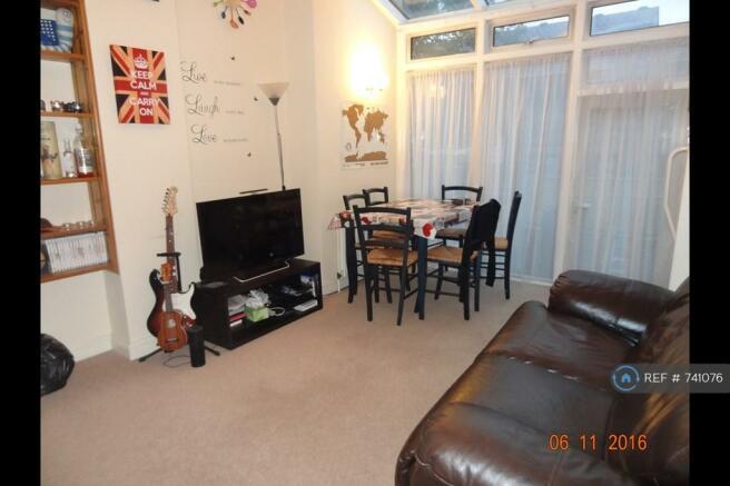 Open Plan Living Room - View 2