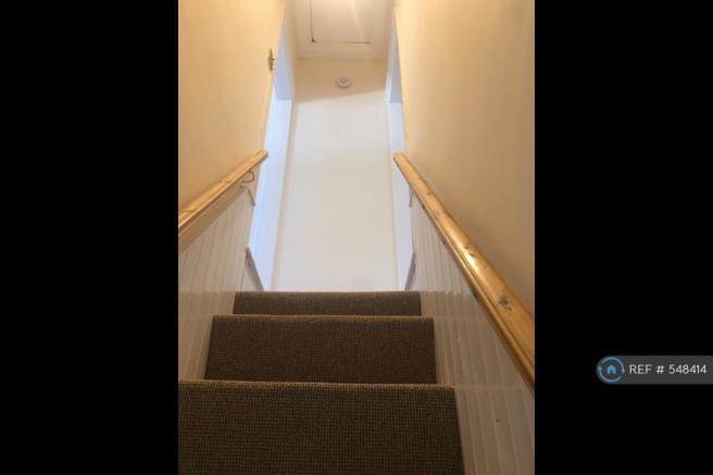 Stairs With New Carpet