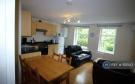 Spacious Living Room/Kitchen
