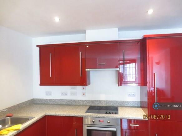 Open Plan Lounge Kitchen (Post Kitchen Refurb)