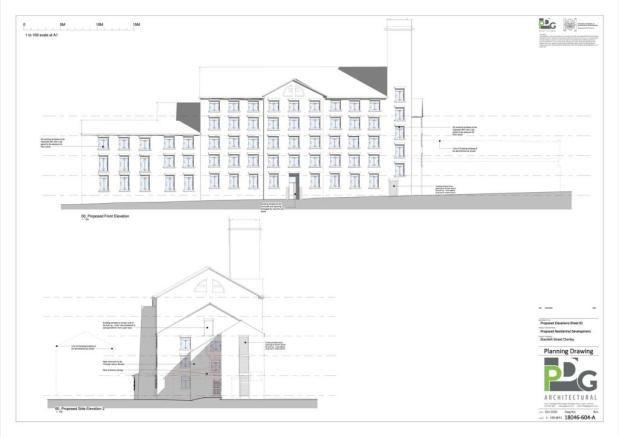Proposed Elevations Sheet 01