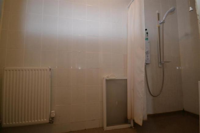 Wet Room Downstairs
