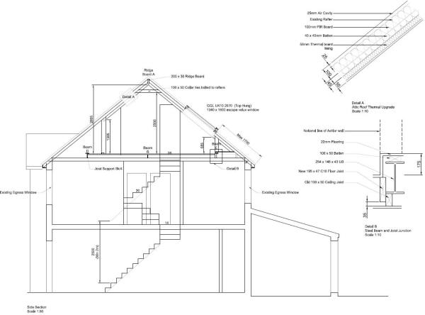Proposed Loft ...