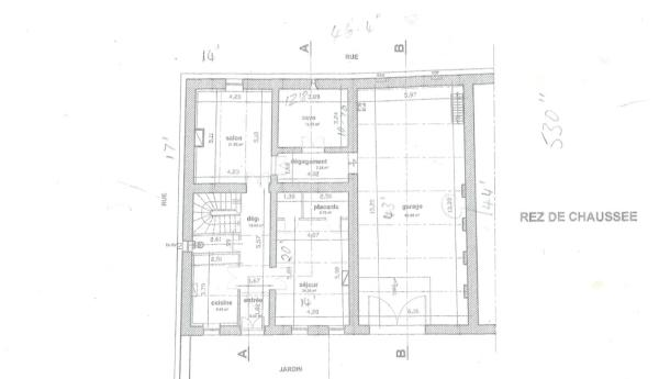 Floor plan, ground