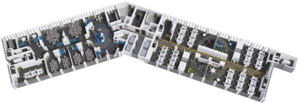 Full floor example
