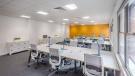18 desk office