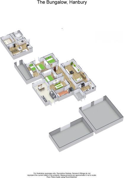 3D Foor Plan