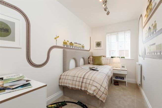 Taylor Wimpey Show Home