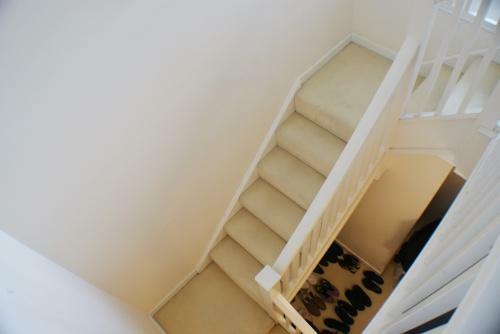 Duplex Layout Staircase