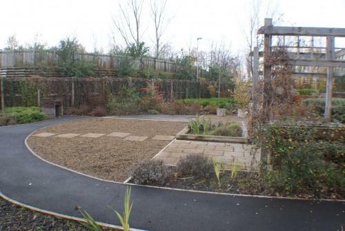 Communal Residents Gardens