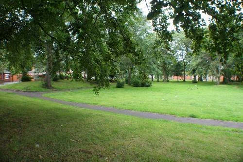 Position Opposite Park