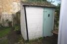 Courtyard, (Shed not Included)