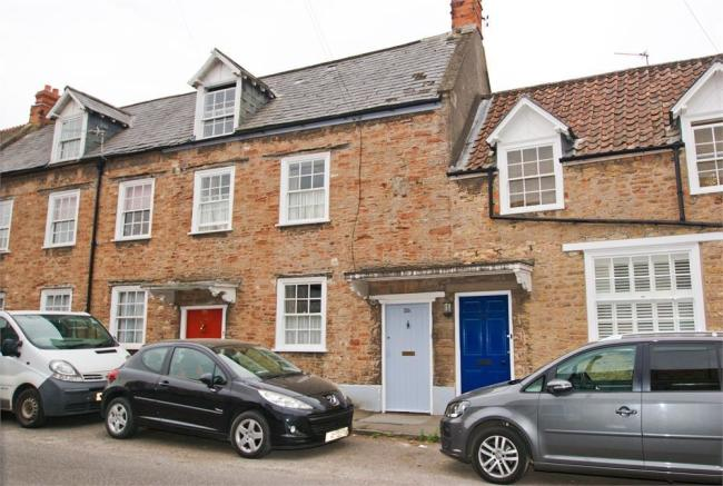 e2405f1817 3 bedroom terraced house for sale in WELLS