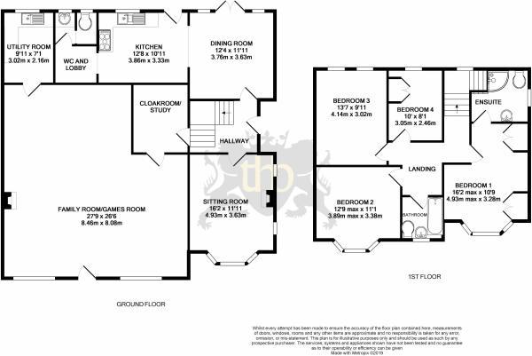 4 bedroom detached house for sale in Bursledon Road, Hedge End, SO30