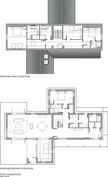House 2 - Floor Plan