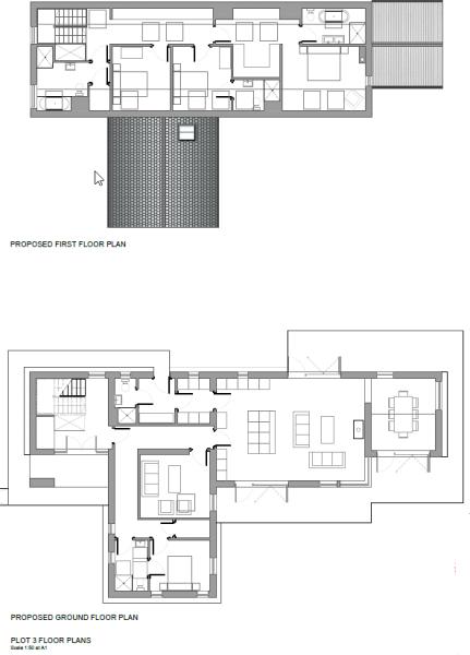 House 3 - Floor Plan
