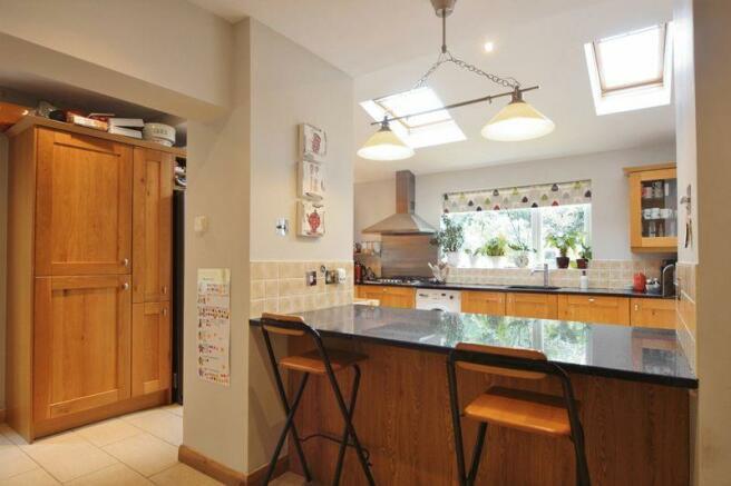 Kitchen Living...