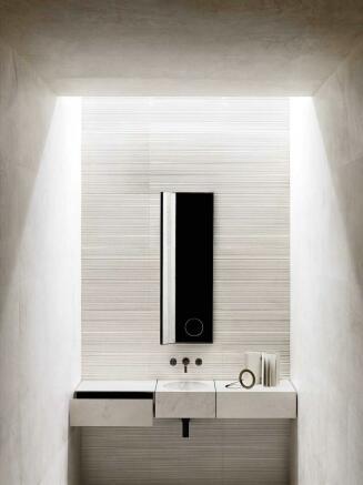 Bathroom sample only
