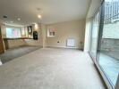Open plan lounge,...