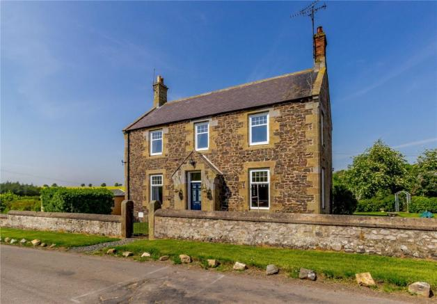 3 bedroom detached house for sale in Branxton, Cornhill On Tweed