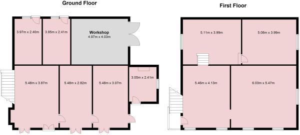 Annexe Floorplan