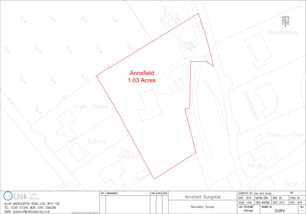 Land plan for ill...