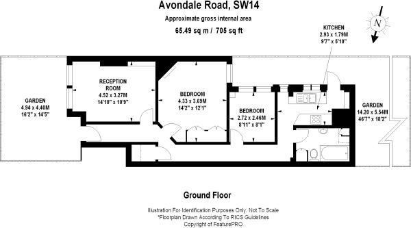 Avondale floorplan
