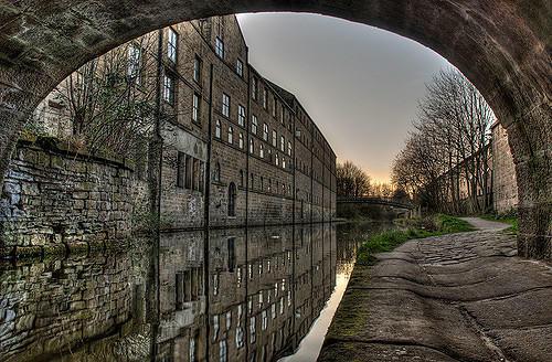 Leeds L'pool Canal