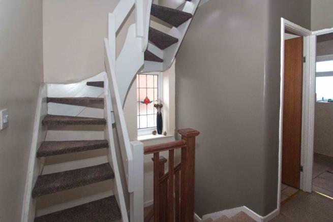 Second Fl Staircase