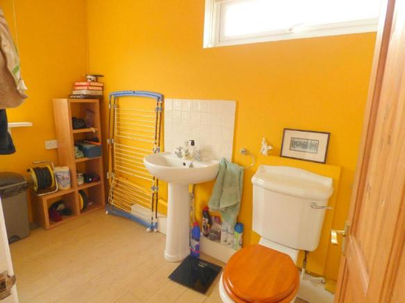WC/Utility Room