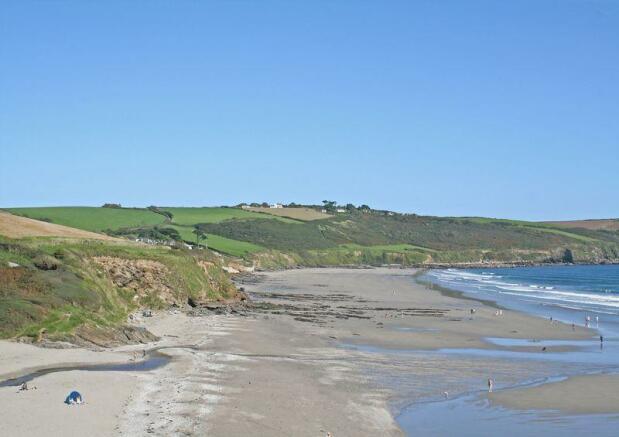 PENDOWER BEACH...