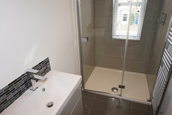 Luxury En Suite Shower Room