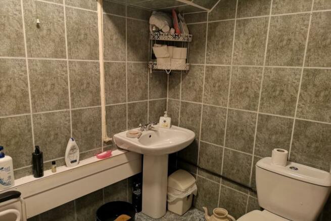 Wet Room / Wc