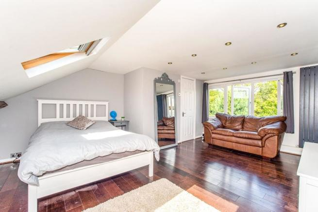 Bedroom 5/Loft