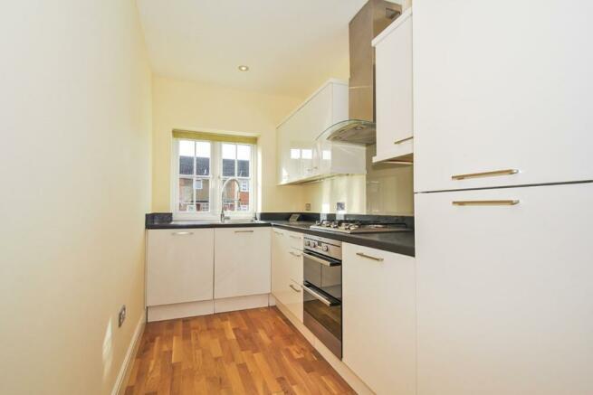 Open Plan Kitchen To