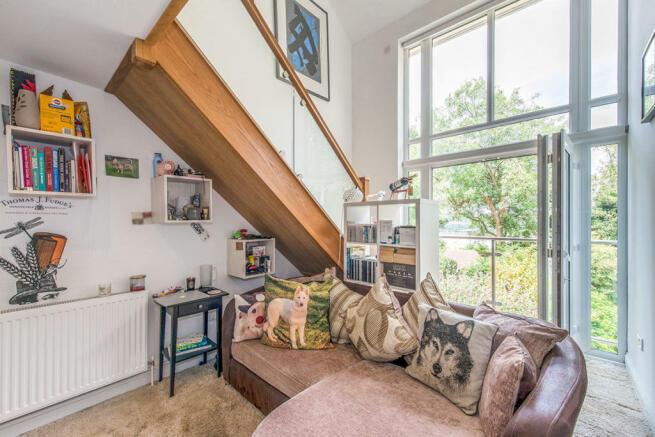 Mezzanenine Living Room