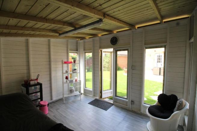 Chalet / Office