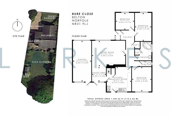Site/Floor Plan